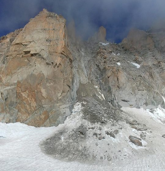Fotografija: PGHM Chamonix Mont-Blanc