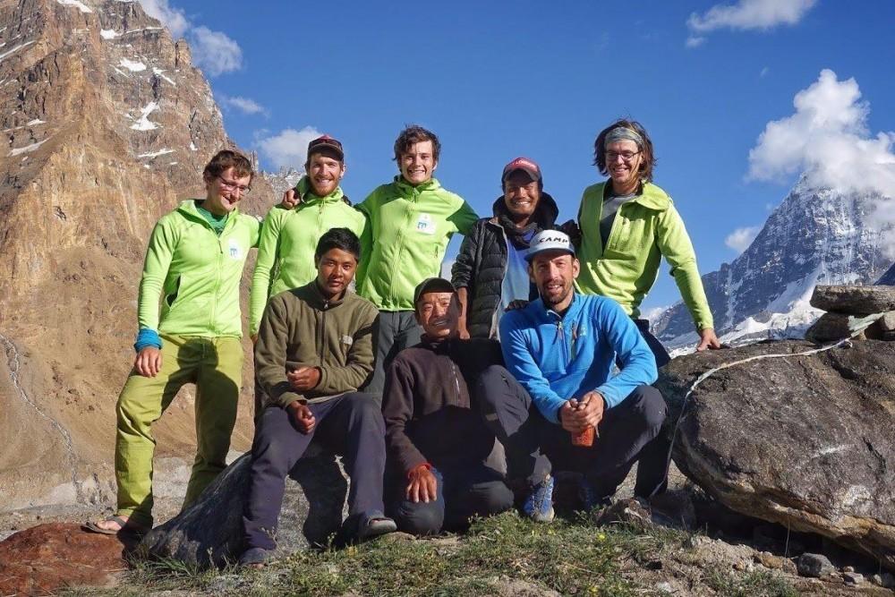 Fotografija: arhiv članov odprave