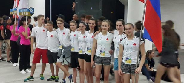 Fotografija: Slovenska mladinska reprezentanca