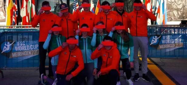 Fotografija: Slovenia climbing Team